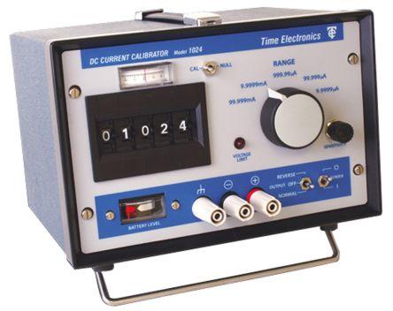 1024 Current & Voltage Calibrator 0 -> 100 mA UKAS Calibration product photo