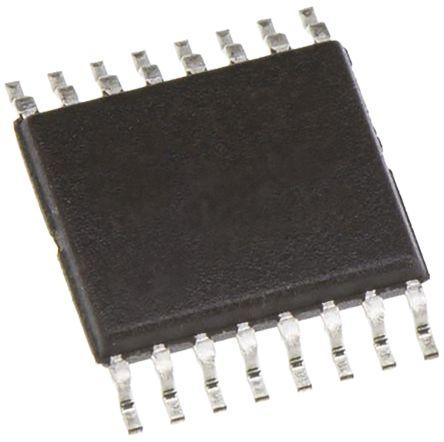 Nexperia 74HCT153PW,112, Multiplexer Encoder, 8 to 2, 16-Pin TSSOP