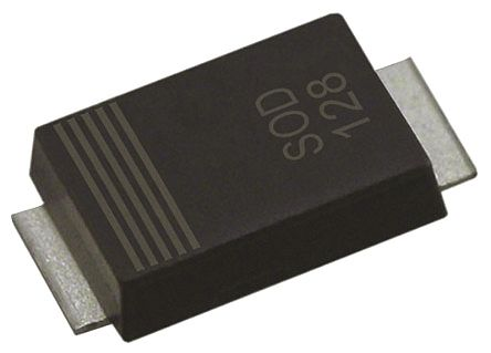 60V 1A, Diode, 2-Pin SOD-128 PMEG6010EP,115 product photo