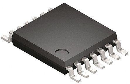 Nexperia 74LVT14PW,112, Hex Schmitt Trigger Inverter, 14-Pin TSSOP