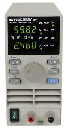BK Precision Electronic DC Load 8500 BK8540 0 → 30 A 0.1 → 60 V, 0.1 → 10 Ω