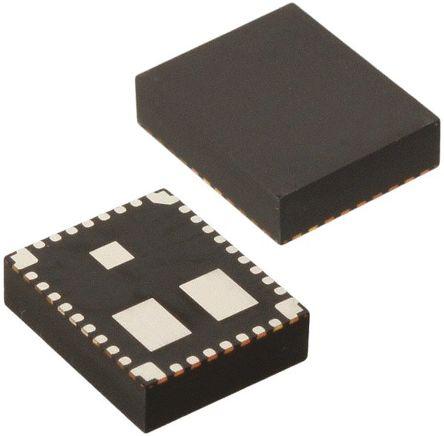 Texas Instruments TPS84410RKGT, DC-DC Power Supply Module 4A 6 V Input, 3.6 V Output, 2 MHz 39-Pin, BQFN