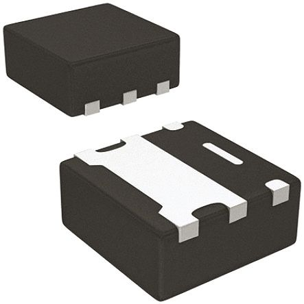 SIA416DJ-T1-GE3 N-Channel MOSFET, 11.3 A, 100 V ThunderFET, 6-Pin PowerPAK SC-70 product photo