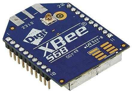 Digi International XB2B-WFUT-001 3 14 → 3 46V dc WiFi Module, 802 11b/g/n  SPI, UART