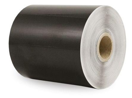 Kroy Black Continuous Vinyl Roll, 100 mm Width, 40 m Length