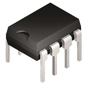 Broadcom 0.1 A DPST Solid State Relay, AC, PCB Mount, MOSFET, 400 V Maximum Load