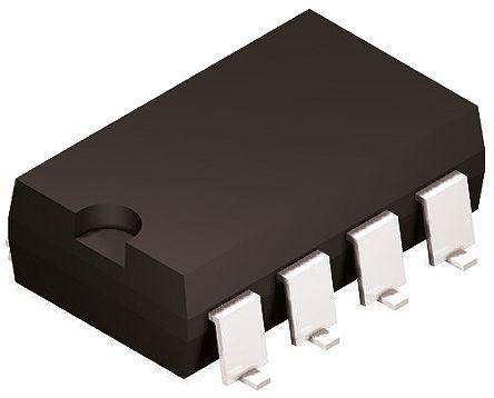 Broadcom, HCNW2601-300E AC/DC Input, Input TTL Output Optocoupler, Surface Mount, 8-Pin DIP