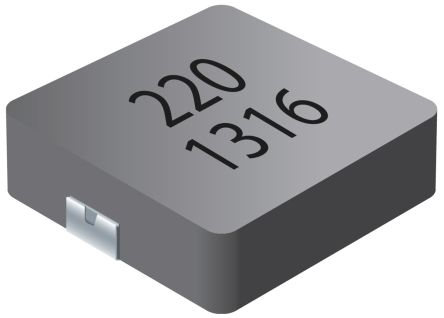 Bourns SRP1038A Series Type 1038 Shielded Wire-wound SMD Inductor with a Carbonyl Powder Core, 47 μH ±20% Wire-Wound 3A