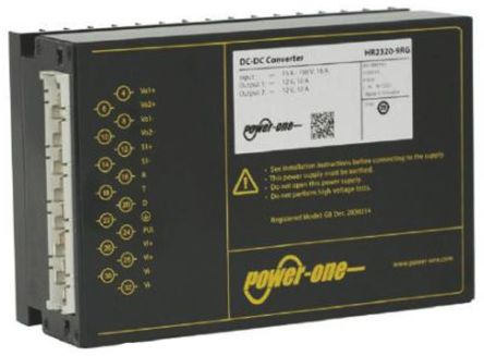 HR2320-9RG | BEL POWER SOLUTIONS INC Rack Mount 240W Isolated DC ...