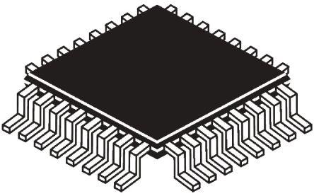 Silicon Labs C8051F38C-GQ, 8bit 8051 Microcontroller, 48MHz, 16 kB Flash, 32-Pin LQFP