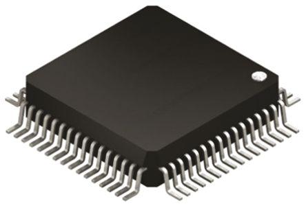 Analog Devices, AD1939WBSTZ 24bit- Audio Codec IC 64-Pin LQFP