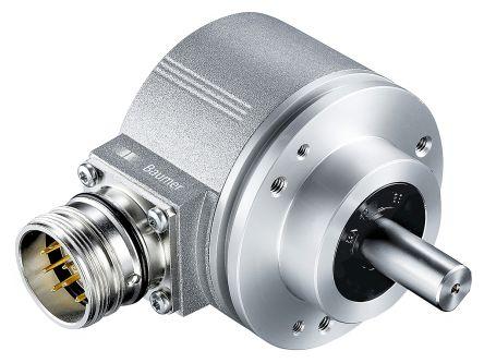 Incremental Encoder Baumer 2048 ppr 12000rpm Solid shaft 8 → 30 V dc