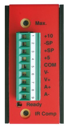 Sprint Electric, DC Motor Controller, Current, Voltage Control, 12 → 48 V  dc, 3 A, DIN Rail Mount, Panel Mount