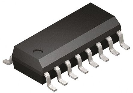 ON Semiconductor NCP1396ADR2G, PWM Voltage Mode Controller, 575 kHz 16-Pin, SOIC