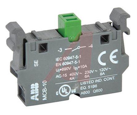 ABB ABB Modular Contact Block 1NO