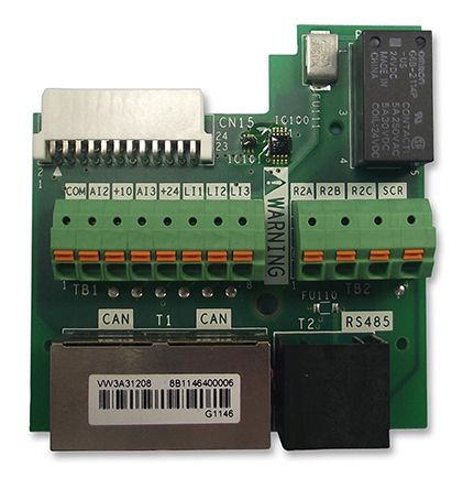 Schneider Electric Option card for use with Altivar 312 Series