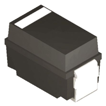 Diodes Inc SMAJ5.0CA-13-F, Bi-Directional TVS Diode, 400W, 2-Pin DO-214AC product photo