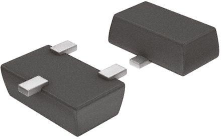 Diodes Inc ZXTP19020DFFTA PNP Transistor, 5.5 A, 20 V, 3-Pin SOT-23F product photo