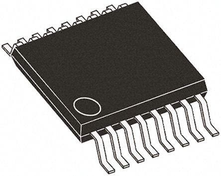 ON Semiconductor NCV7381DP0G, Line Transceiver, 4.75 → 5.25 V, 16-Pin SSOP