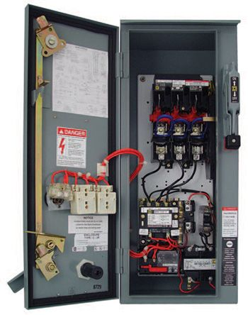 What is a combination motor starter for Square d combination motor starter