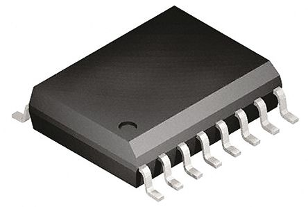 Pack of 10 SI8441AB-D-IS Digital Isolators 2.5 kV 3 Forward /& 1 Reverse 4-Channel Isolator