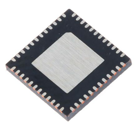 Silicon Labs C8051F504-IM, 8bit 8051 Microcontroller, 50MHz, 32 kB Flash, 48-Pin QFN