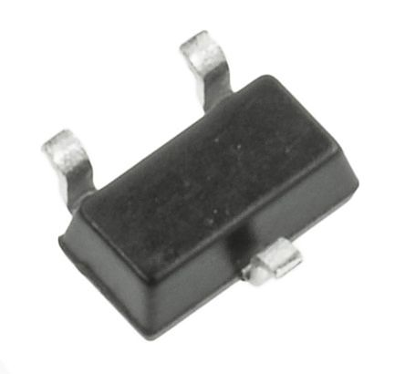 Diodes Inc 75V 150mA, Silicon Junction Diode, 3-Pin SOT-323 MMBD4148W-7-F