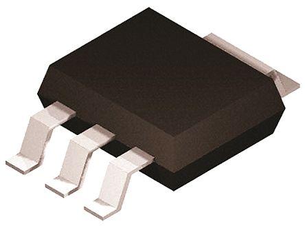 5 x BSP92 Transistoren
