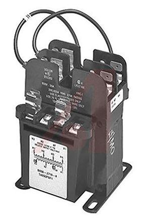 ABB 250VA Panel Mount Transformer, 460V ac Primary, 24V ac, 115V ac Secondary