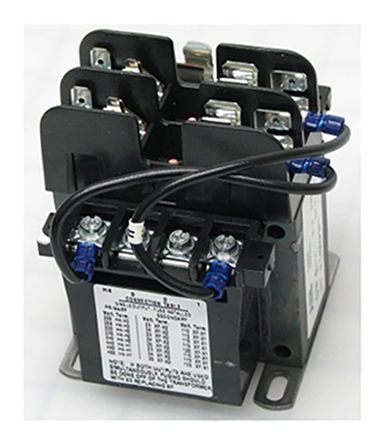 ABB 50VA DIN Rail & Panel Mount Transformer, 240V ac, 480V ac Primary, 24V ac, 115V ac Secondary