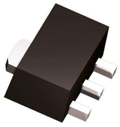 Microchip MCP1804T-5002I/MB, LDO Voltage Regulator, 150mA, 5 V, ±2% 3-Pin, SOT-89