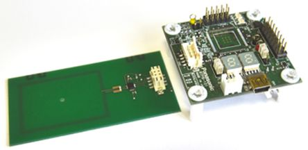 Panasonic 13.56MHz Near Field Communication (NFC), RFID Evaluation Board for MN63Y1208-E1