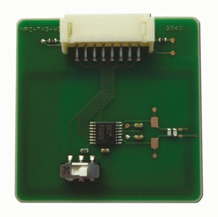 Panasonic 13.56MHz Near Field Communication (NFC), RFID Evaluation Board for MN63Y1212-E1 - NFC-TAG-MN63Y1210A