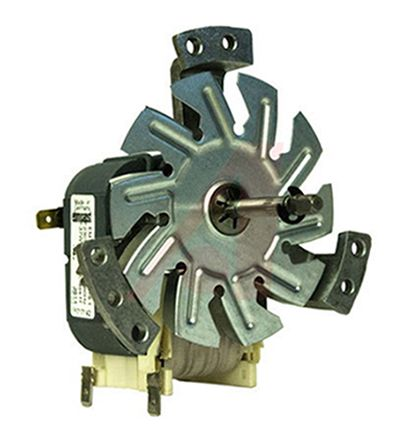 AC Hot Air Circulation Fan Motor, 230V
