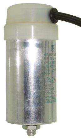 ebm-papst 16μF Polypropylene Capacitor PP Screw Mount 7320 Series
