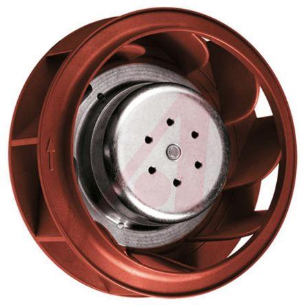 Centrifugal Blower 120 (Dia.) x 54 Dmm, 377m³/h, 24 V dc (RER120 Series)