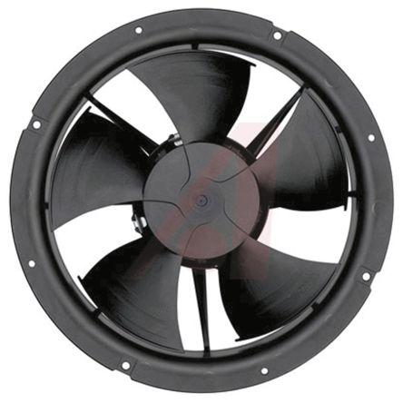 ebm-papst, 115 V ac, AC Axial Fan, 250 x 78.5mm, 31W