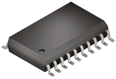 Infineon BTS730XUMA1, 1-Channel Intelligent Power Switch, High Side, 3A, 16.9V 20-Pin, DSO