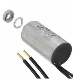 ebm-papst 1.5μF Polypropylene Capacitor PP Through Hole 9928 Series