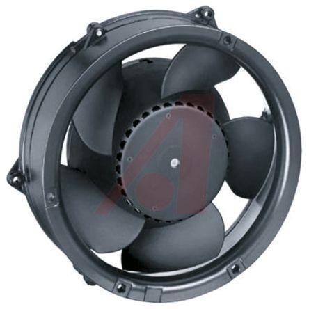 ebm-papst DV Series Axial Fan, 171.5 x 50.8mm, 540m³/h, 40W, 24 V dc