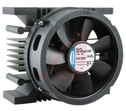 Heatsink, Xicato Module, 0.94°C/W, 2.835 (Dia.) x 2.372 (L)in