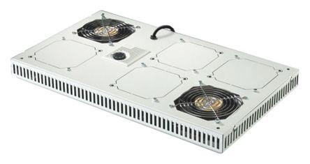 TS IT Fan Tray for 800mm Cabinet, Grey