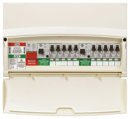 K5686smag17ed mk electric 10 way split load metal consumer unit technical reference asfbconference2016 Image collections