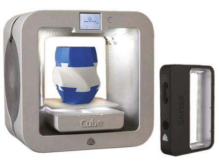 Cube 3rd Gen Bundle 3D Systems | 3D Systems Cube 3rd Gen