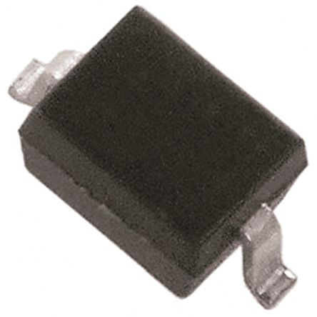 Infineon BB837E6327HTSA1 Varactor Diode, 6pF min, 10.2:1 Tuning Ratio, 30V, 2-Pin SOD-323