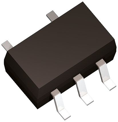 ON Semiconductor NCP752ASN33T1G, Low Noise LDO Voltage Regulator, 550mA, 3.3 V, ±2% 5-Pin, TSOP