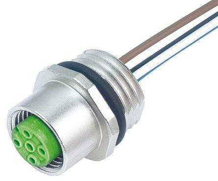 7000 13561 9720050 murrelektronik limited murrelektronik m12 bulkhead mount connector 5 pole. Black Bedroom Furniture Sets. Home Design Ideas