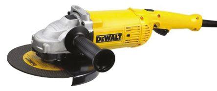 Dewalt DWE492K 230mm Angle Grinder, 6500rpm, 240V, Euro Plug product photo