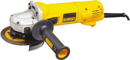 Dewalt DWE4237K 125mm Angle Grinder, 10500rpm, 240V, Euro Plug product photo