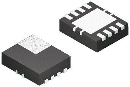 Texas Instruments BQ24313DSGT, Battery Voltage Protection, 3.3 → 30 V 8-Pin, WSON